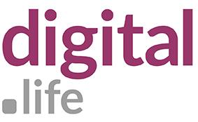 Logo Digital life - Datenschutzerklärung